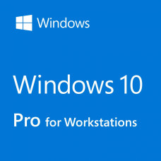 Microsoft Windows 10 Professional for Workstations Russian OEM [HZV-00073]