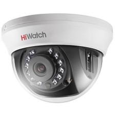 Камера видеонаблюдения HiWatch DS-T101 (2,8 мм) (внутренняя, цветная, 1Мп, 2.8-2.8мм, 1296x732, 25кадр/с) [DS-T101 (2.8 mm)]
