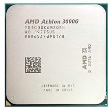 Процессор AMD Athlon 3000G (3500MHz, AM4, L3 4Mb, Radeon Vega 3)