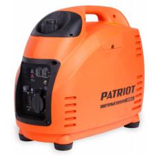 Электрогенератор PATRIOT 2000i (пуск ручной, 1,8/1,5кВт, 220В) [2000I]