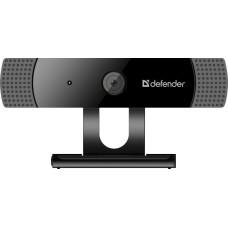 Веб-камера Defender G-lens 2599 (2млн пикс., 1920x1080, микрофон, USB 2.0) [63199]