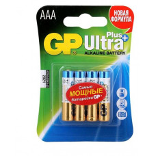 Батарейка GP Ultra Plus Alkaline AAA