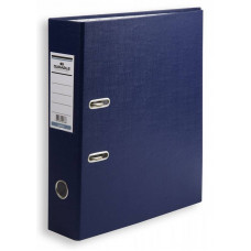 Папка-регистратор Durable 3210-07 (A4, бумвинил, ширина корешка 70мм, синий) [3210-07]