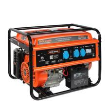 Электрогенератор PATRIOT SRGE 6500Е (пуск ручной, электрический, 5,5/5кВт, 220В) [474103171]