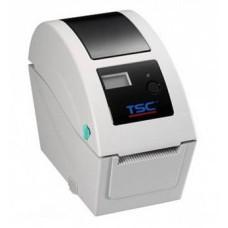 Стационарный принтер TSC TDP-225 (прямая термопечать, 203 dpix203 dpipdi, 127мм/сек, лента: 60мм, обрезка ленты ручная, USB, RS-232) [99-039A001-0002]