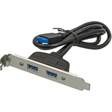 Адаптер ASIA(USB) [ASIA BRACKET USB 3.0 2 PORT]