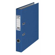 Папка-регистратор Durable 3220-07 (A4, бумвинил, ширина корешка 50мм, синий) [3220-07]