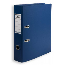 Папка-регистратор Durable 3110-07 (A4, ПВХ, ширина корешка 70мм, синий) [3110-07]
