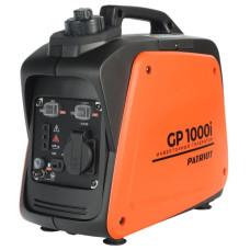 Электрогенератор PATRIOT 1000i (пуск ручной, 900/700кВт, 220В, авт.работа 4,1ч) [474101025]