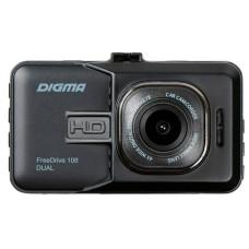 Видеорегистратор DIGMA FreeDrive 108 DUAL [FD108D]