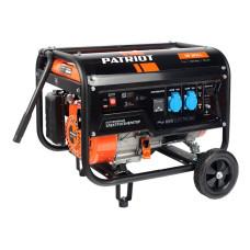Электрогенератор PATRIOT GP 3810L (пуск ручной, 3/2,8кВт, 220В) [GP 3810L]