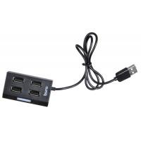 Разветвитель USB BURO BU-HUB4-U2.0 [BU-HUB4-U2.0]