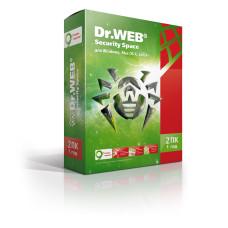Программное обеспечение DR.WEB Security Space [BHW-B-12M-2-A3]