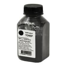 Тонер NetProduct HP (черный; 100г; банка) [20104082513]
