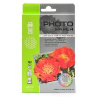 Фотобумага Cactus CS-MA619025 (10x15, 190г/м2, для струйной печати, односторонняя, матовая, 25л) [CS-MA619025]
