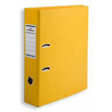 Папка-регистратор Durable 3110-04 (A4, ПВХ, ширина корешка 70мм, желтый) [3110-04]