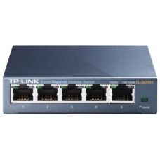 Коммутатор TP-Link TL-SG105 [TL-SG105]