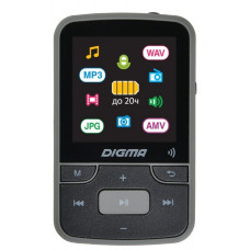 Цифровой плеер DIGMA Z4 16GB [Z4]