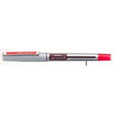 Ручка-роллер Zebra EX-JB4-R (игловидный пиш. наконечник, 0,5мм, синий, упаковка 2шт) [EX-JB4-R]