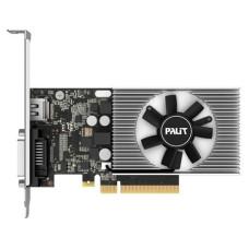 Видеокарта GeForce GT 1030 1151МГц 2Гб PALIT (PCI-E 4x 3.0, GDDR4, 64бит, 1xDVI, 1xHDMI) [NEC103000646-1082F]