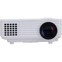 Проектор Hiper Cinema A1 White (800x480, 1500лм, HDMI, VGA, композитный, аудио mini jack) [HPC-A1W]