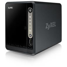 Сетевой накопитель ZyXEL NAS326 (Marvell 380 1300МГц, 512Мб DDR3, RAID: 0,1) [NAS326-EU0101F]