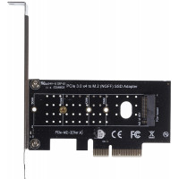 Адаптер ASIA PCIE M2 NGFF M-KEY V2(PCI-E) [ASIA PCIE M2 NGFF M-KEY V2]