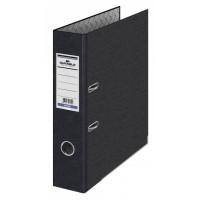 Папка-регистратор Durable 3310-00 (A4, картон, ширина корешка 70мм, черный мрамор) [3310-00]