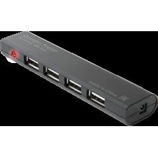 Разветвитель USB Defender Quadro Promt [83200]