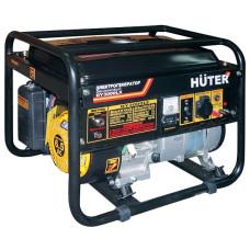Электрогенератор Huter DY3000LX (пуск ручной, электрический, 2,8/2,5кВт, 220В) [DY3000LX]