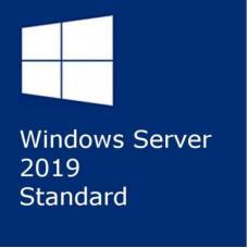 Microsoft Windows Server Standard 2019 64Bit Russian 1pk DSP OEI DVD 16 Core [P73-07797]