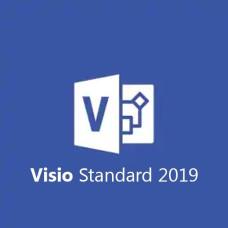 Microsoft Visio Standart 2019 [D86-05822]