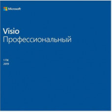 Microsoft Visio Professional 2019 [D87-07425]