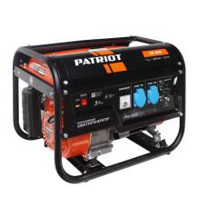 Электрогенератор PATRIOT GP 3510 (пуск ручной, 2,8/2,5кВт, 220В) [GP 3510]