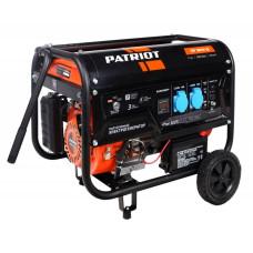 Электрогенератор PATRIOT GP 3810LE (пуск ручной, электрический, 3/2,8кВт, 220В) [GP 3810LE]