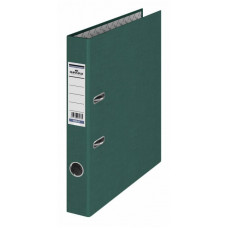 Папка-регистратор Durable 3220-32 (A4, бумвинил, ширина корешка 50мм, темно-зеленый) [3220-32]