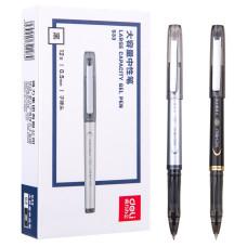 Ручка гелевая Deli S33 (0,5мм, черный) [S33]