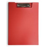 Папка клип-борд Бюрократ -PD602 (A4, пластик, толщина пластика 1,2мм, ассорти) [PD602]