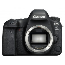 Цифровой фотоаппарат Canon Фотоаппарат EOS 6D Mark II Body [1897C003]