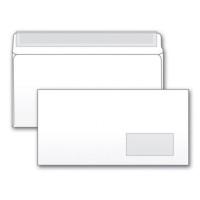 Конверт E65 110x220мм (1000шт)