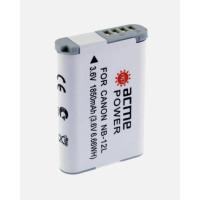 Аккумулятор ACMEPOWER AP-NB-12L [AP-NB-12L]