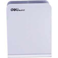 Подставка для пишущих принадлежностей Deli E9137 (пластик, 90х80х110мм) [E9137]