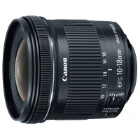 Объектив Canon EF-S 10-18mm f/4.5-5.6 IS STM [9519B005]