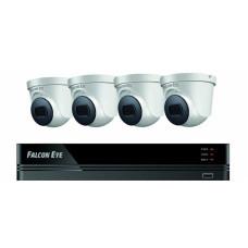 Комплект видеонаблюдения Falcon Eye FE-104MHD KIT Дом SMART [FE-104MHD KIT ДОМ SMART]