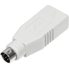 Переходник PS/2 Ningbo (PS/2 (m), USB A(f)) [USB013A]