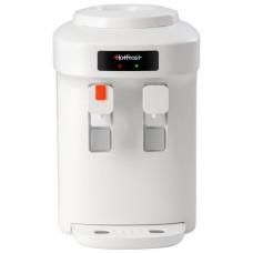 Кулер HotFrost D65E (настольный, электронный, 2 крана, верхнее размещение бутыли) [110206502]